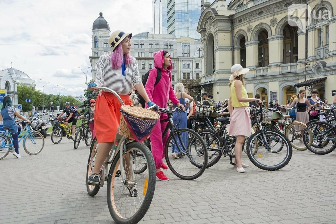 Седьмой женский велопробег