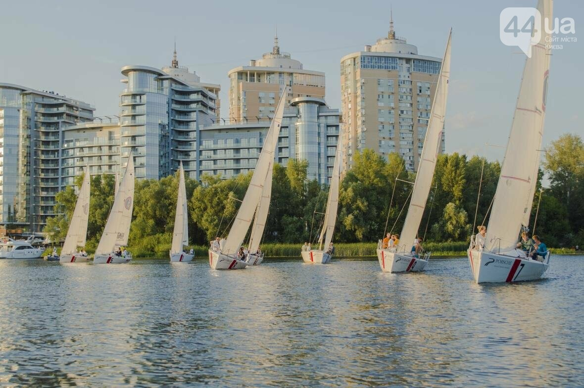 В Киеве прошла романтическая парусная регата (ФОТОРЕПОРТАЖ), фото-2