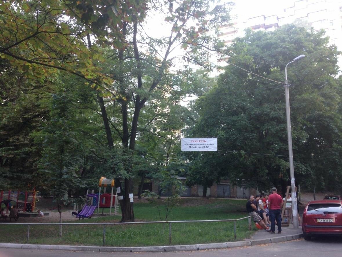 Союзник застройщика: жители Печерска обвинили чиновника РГА, фото-5