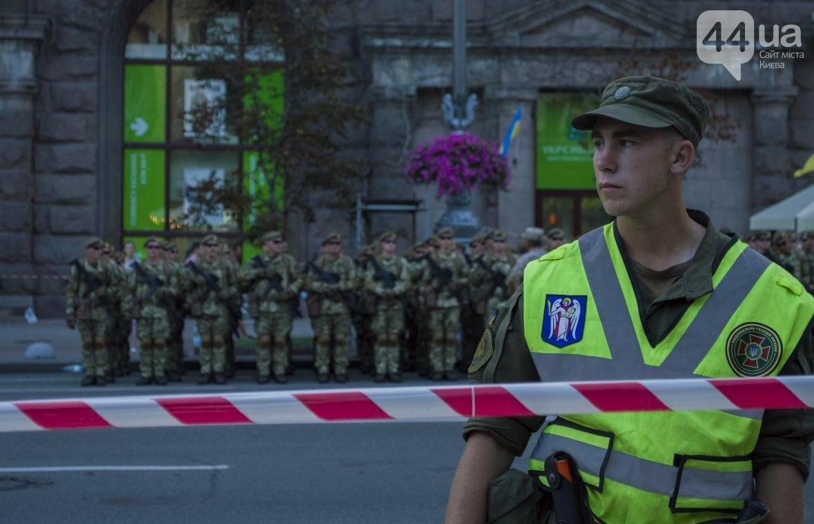 На Крещатике прошла репетиция военного парада, как это было (ФОТО), фото-2