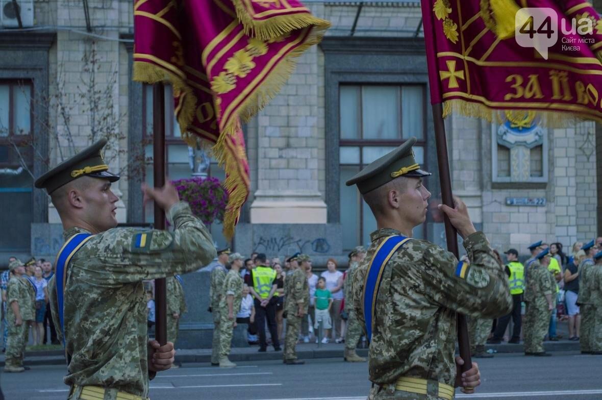 На Крещатике прошла репетиция военного парада, как это было (ФОТО), фото-4