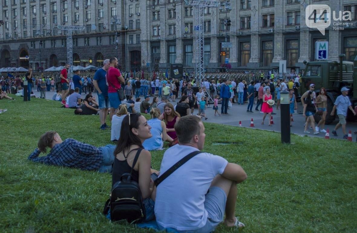 На Крещатике прошла репетиция военного парада, как это было (ФОТО), фото-5