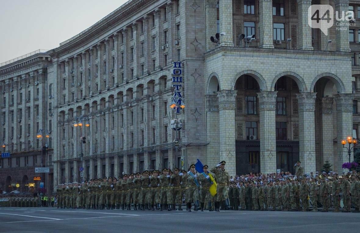На Крещатике прошла репетиция военного парада, как это было (ФОТО), фото-9