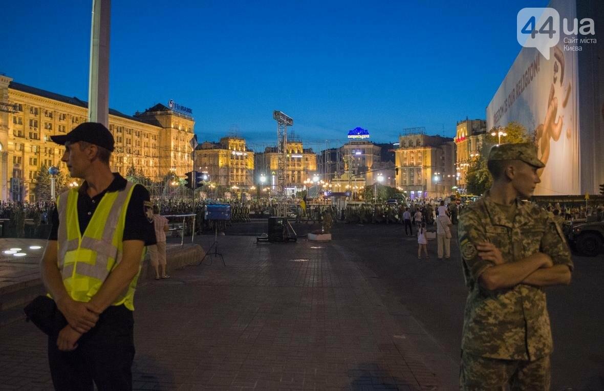 На Крещатике прошла репетиция военного парада, как это было (ФОТО), фото-18