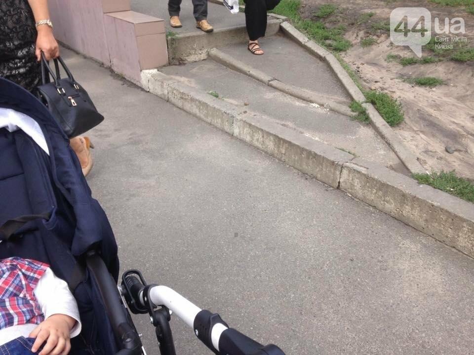 Экстрим для колясок: где в столице невозможно проехать, фото-8