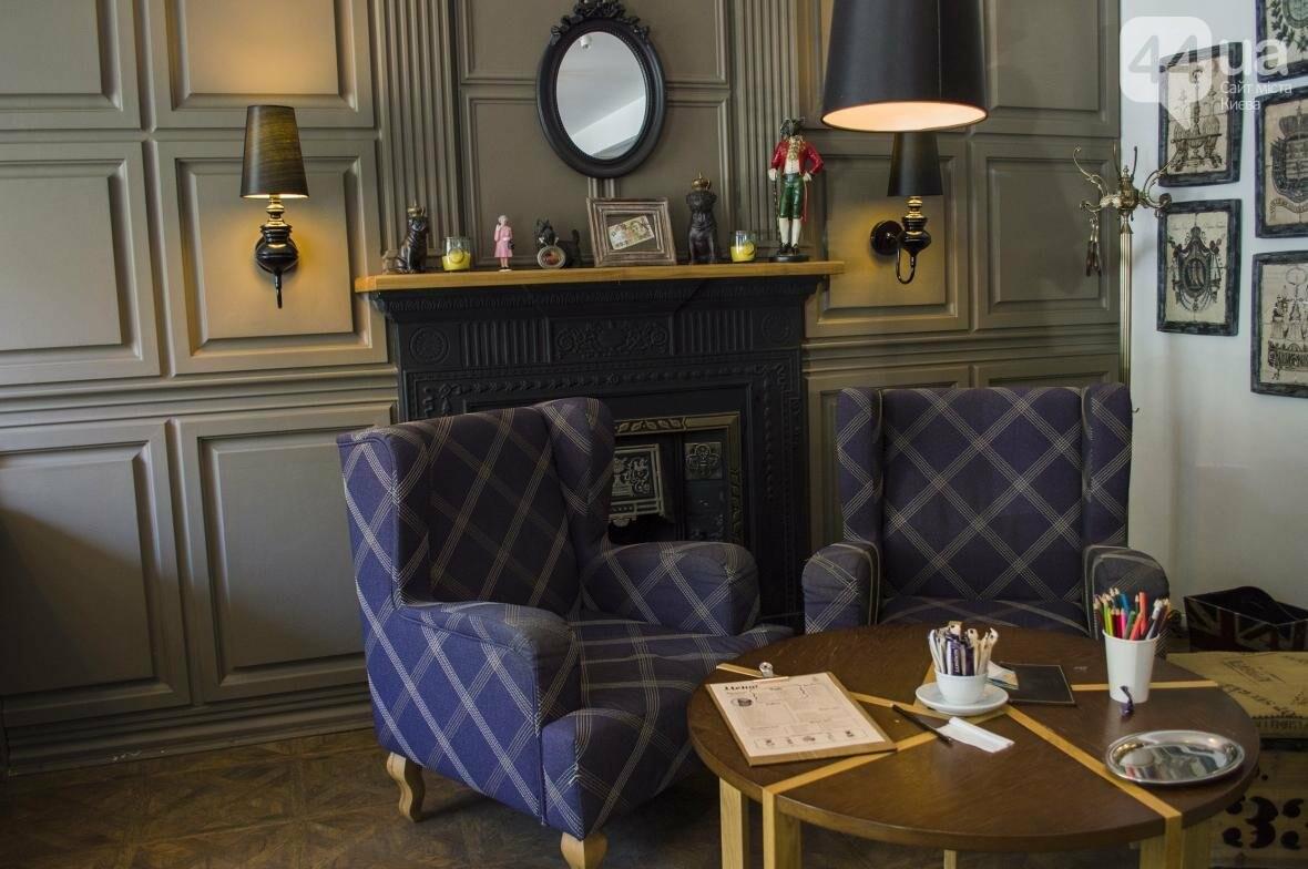 """Калорийный рейд: проверяем кафе """"London"""" на Подоле, фото-8"""