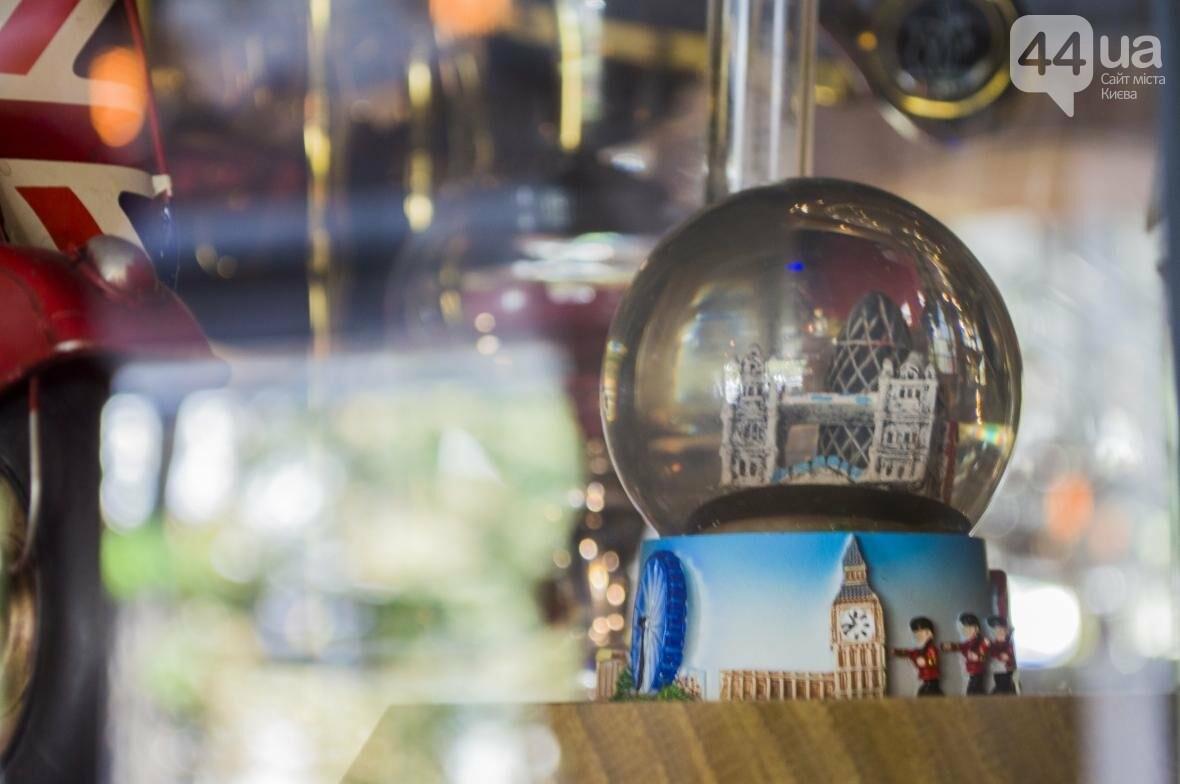 """Калорийный рейд: проверяем кафе """"London"""" на Подоле, фото-4"""