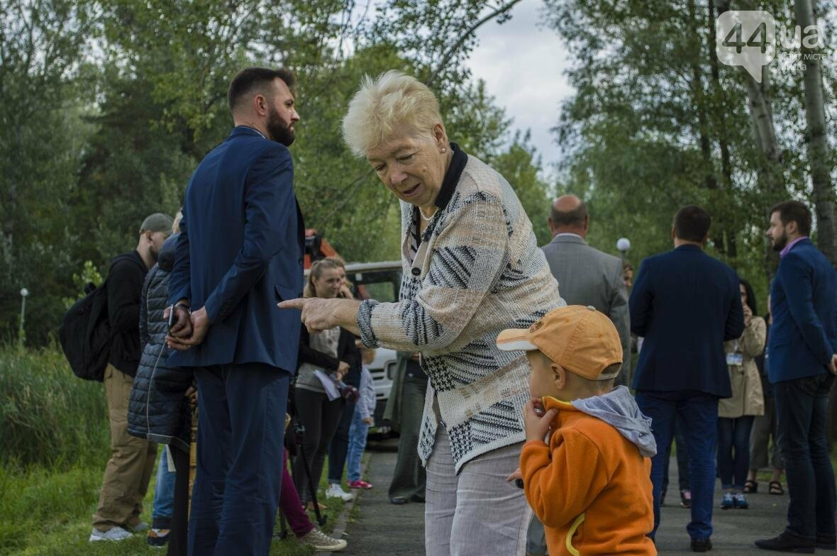 Необычный цветник: в киевском парке появились плавающие клумбы (ФОТОРЕПОРТАЖ), фото-6