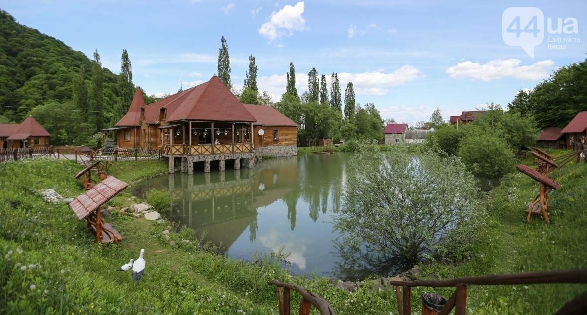 Туристический комплекс «Легенда Шаян».