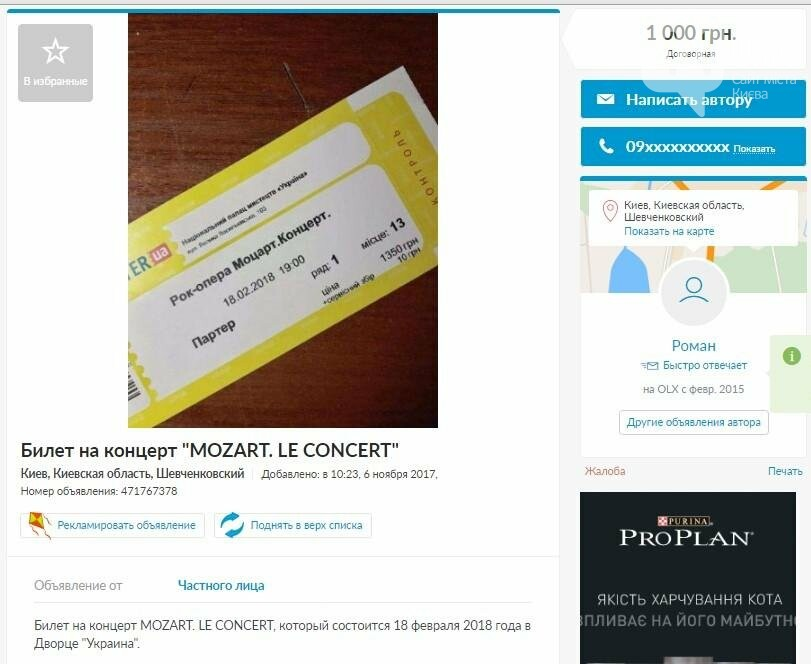 """Киевский концерт """"Mozart L'Opera Rock"""" оказался фейком, фото-11"""