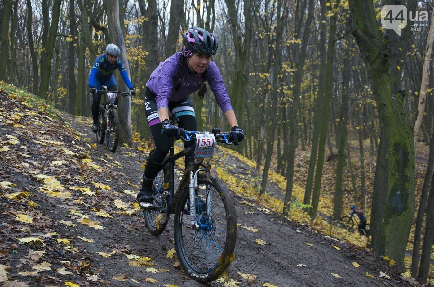 Осенняя классика в Китаево: в столице прошла велогонка, фото-9