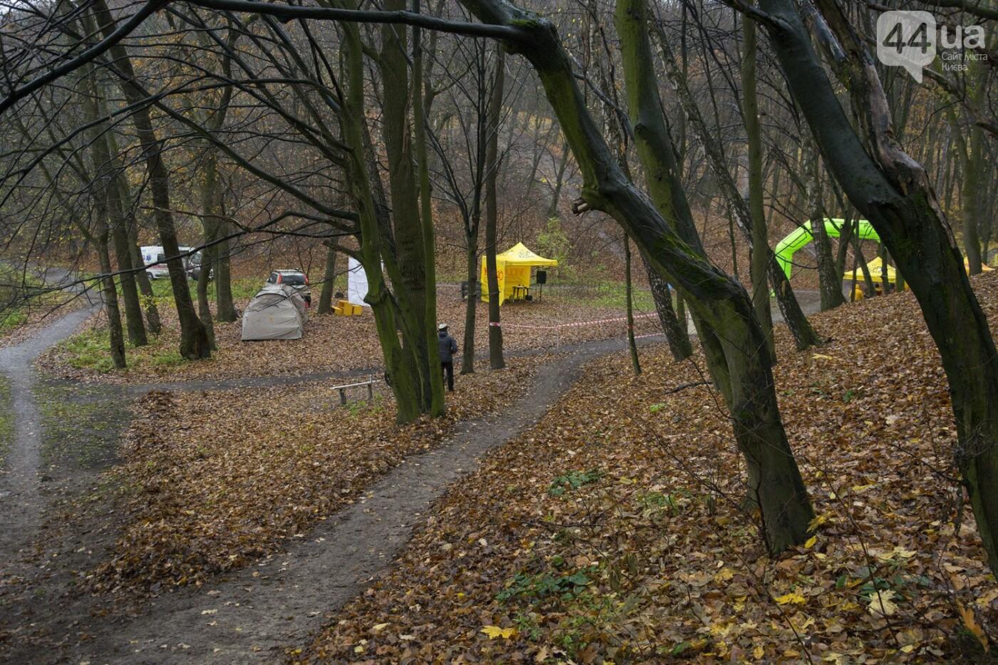 Осенняя классика в Китаево: в столице прошла велогонка, фото-10