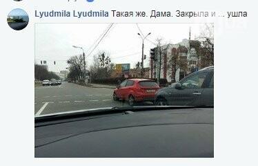 Припарковался и ушел: киевлянин парализовал перекресток, фото-3