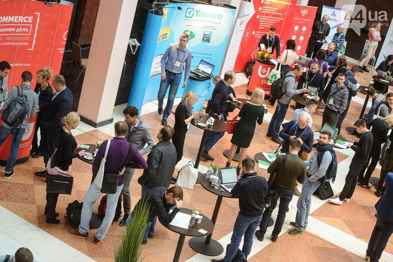 Итоги конференции и выставки по электронной коммерции eCommerce 2017. Полезное послевкусие, фото-7