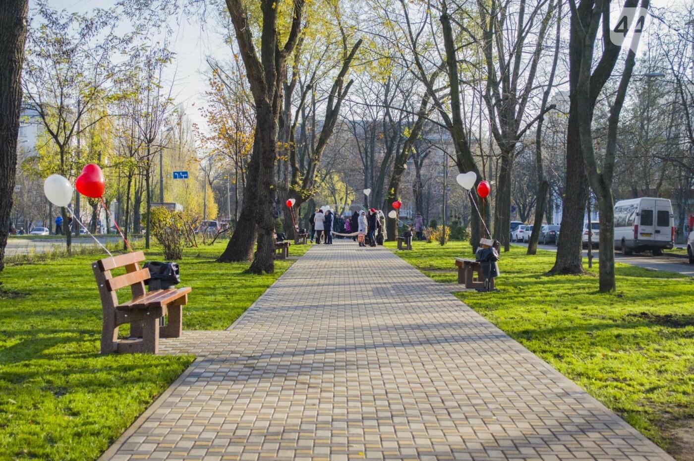 В Киеве появился сквер влюбленных (ФОТОРЕПОРТАЖ), фото-2
