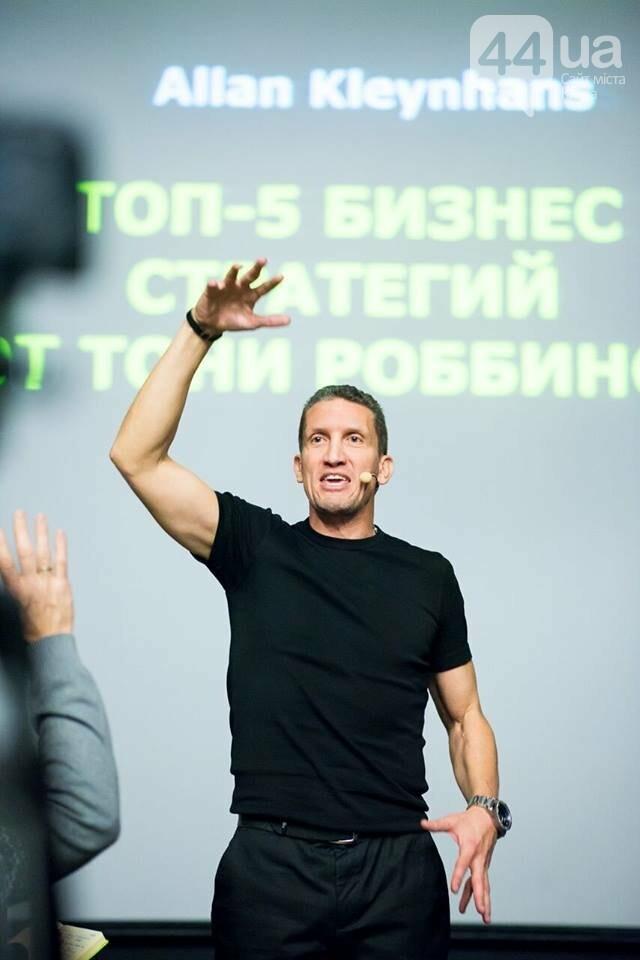 В Киеве Аллан Клейнханс расскажет киевским предпринимателям о пяти бизнес-стратегиях, фото-1