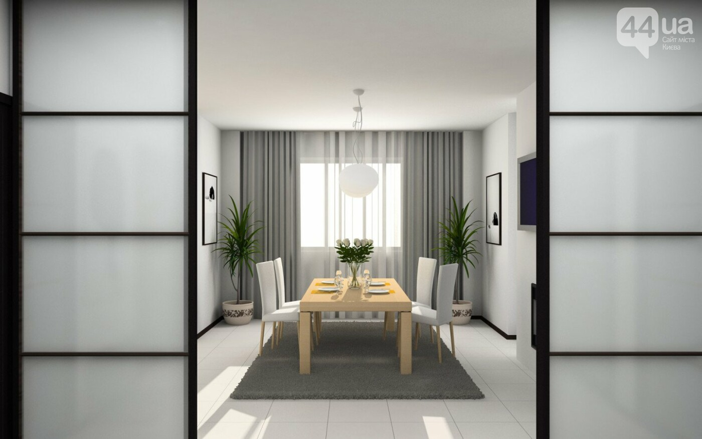Квартира-студия: дверям быть или не быть?, фото-2