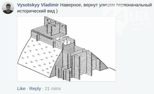 В Киеве реконструируют часть Подола: реакция соцсетей, фото-5