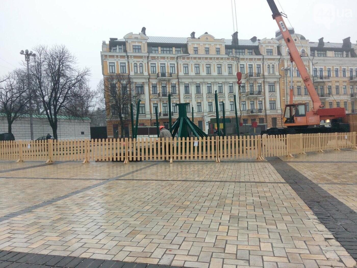 НеоГод 2018: как Киев готовится к праздникам (ФОТО), фото-4