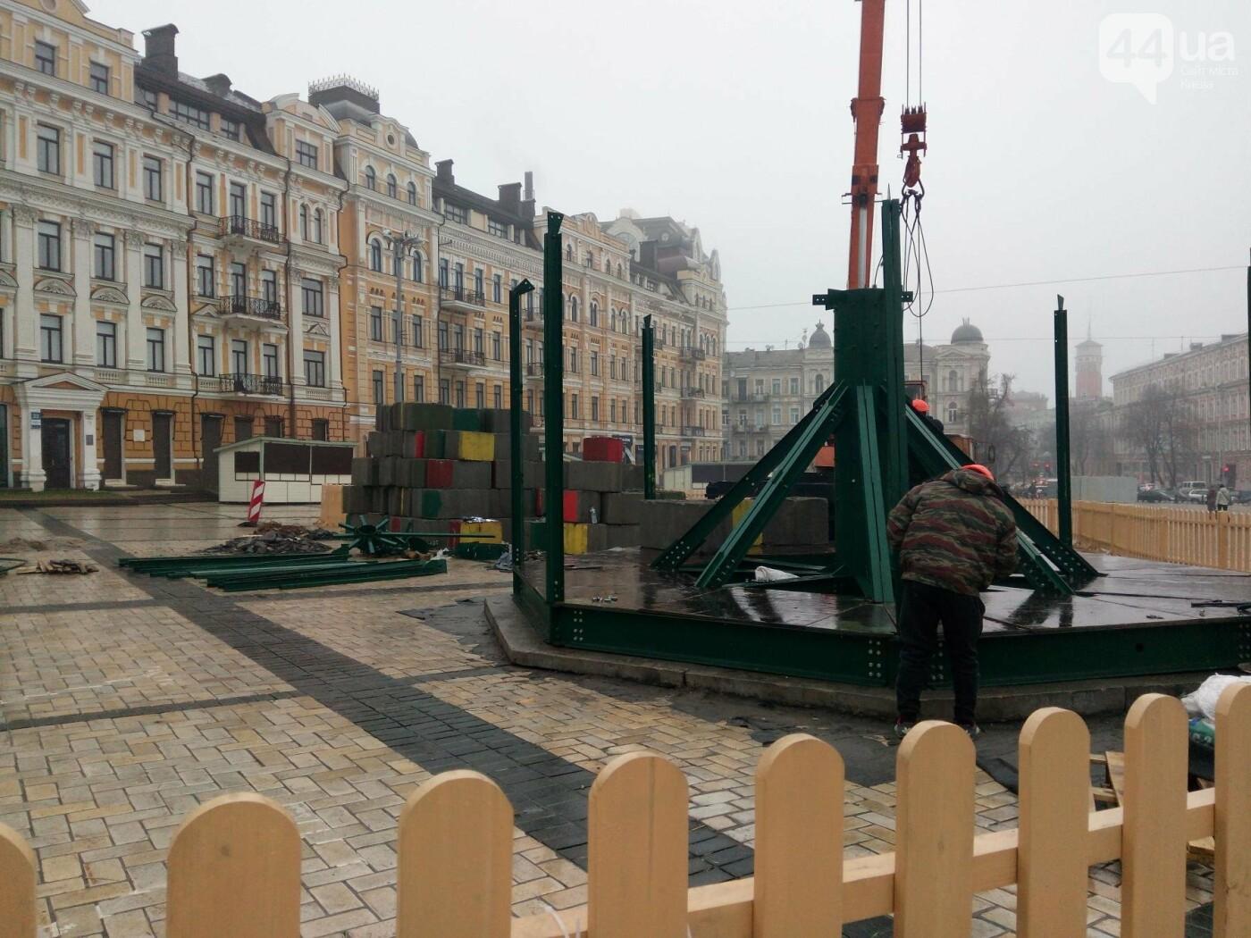 НеоГод 2018: как Киев готовится к праздникам (ФОТО), фото-6