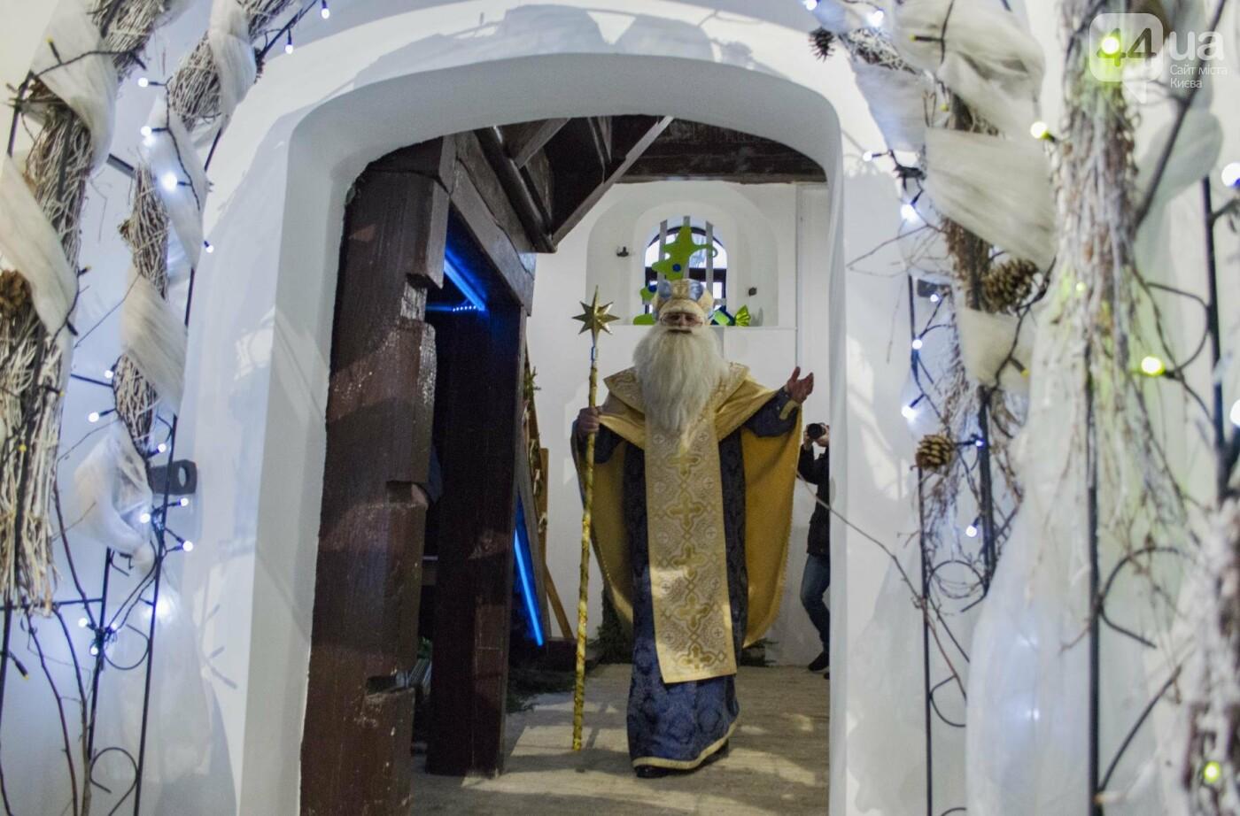 В Киеве торжественно открыли резиденцию Святого Николая, как это было, фото-6