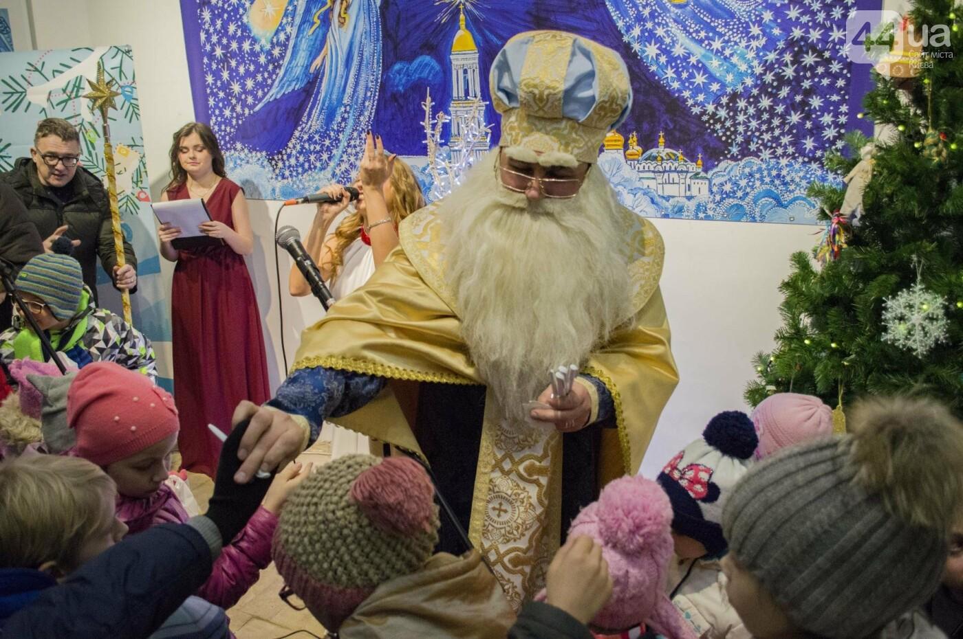 В Киеве торжественно открыли резиденцию Святого Николая, как это было, фото-10