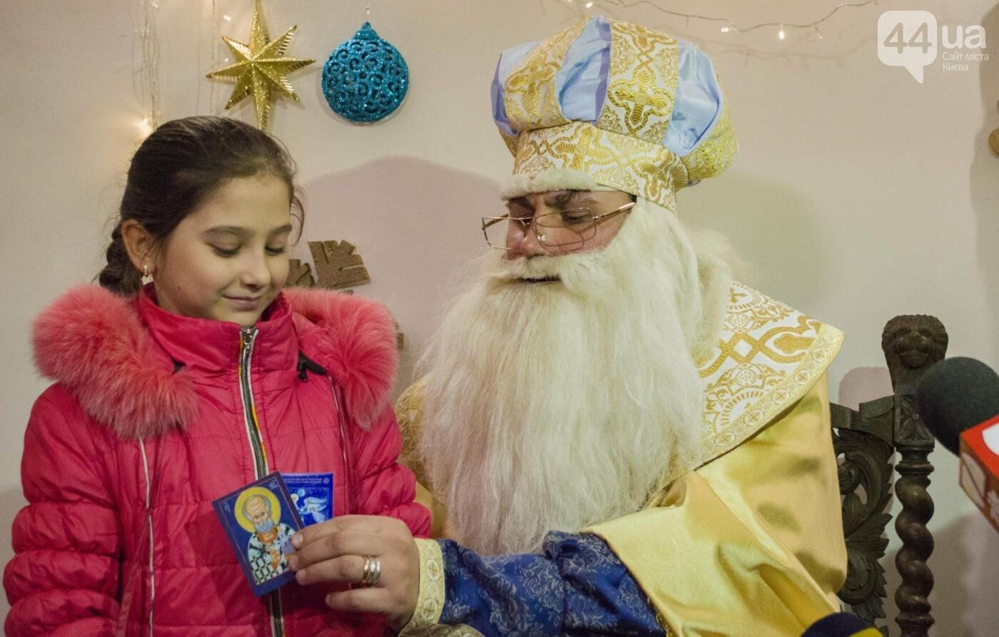 В Киеве торжественно открыли резиденцию Святого Николая, как это было, фото-14