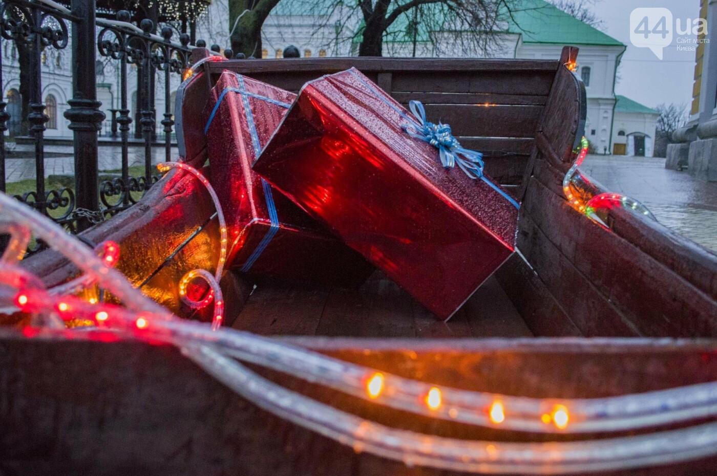 В Киеве торжественно открыли резиденцию Святого Николая, как это было, фото-16