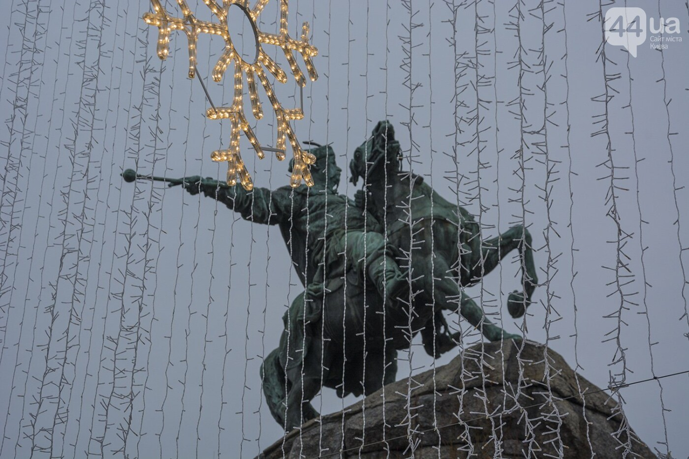 Вертеп, колядки и дидух: как на Софийской площади праздновали Рождество, фото-2