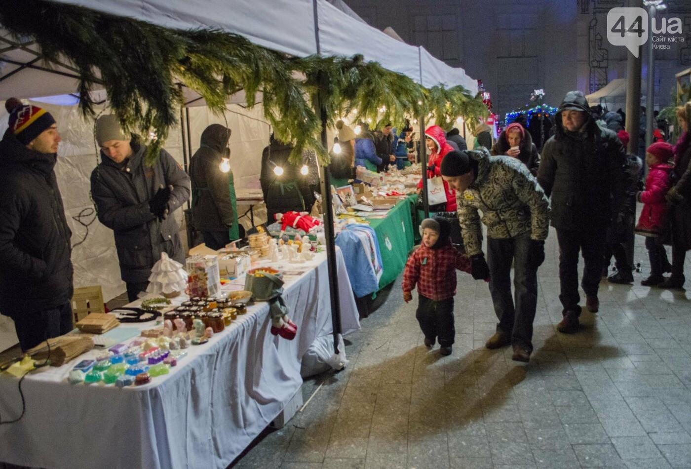 В Киеве прошел первый Рождественский фестиваль, как это было , фото-20
