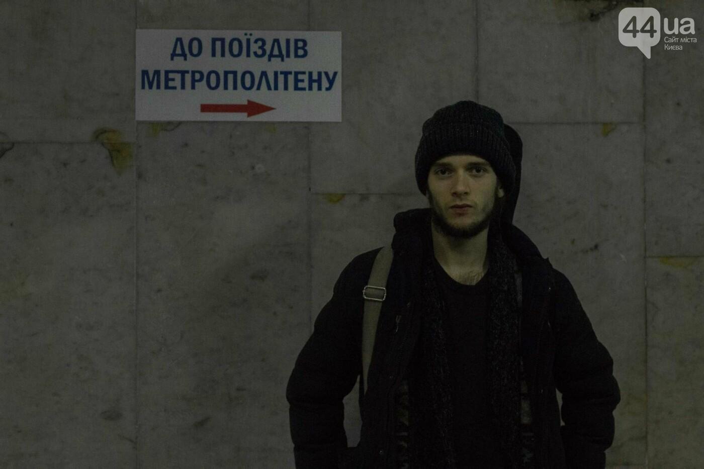Играю не ради денег: как живется уличному музыканту в Киеве, фото-3