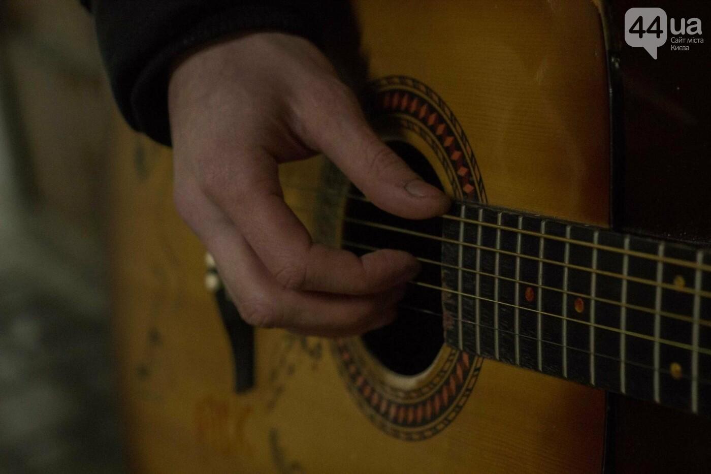 Играю не ради денег: как живется уличному музыканту в Киеве, фото-1