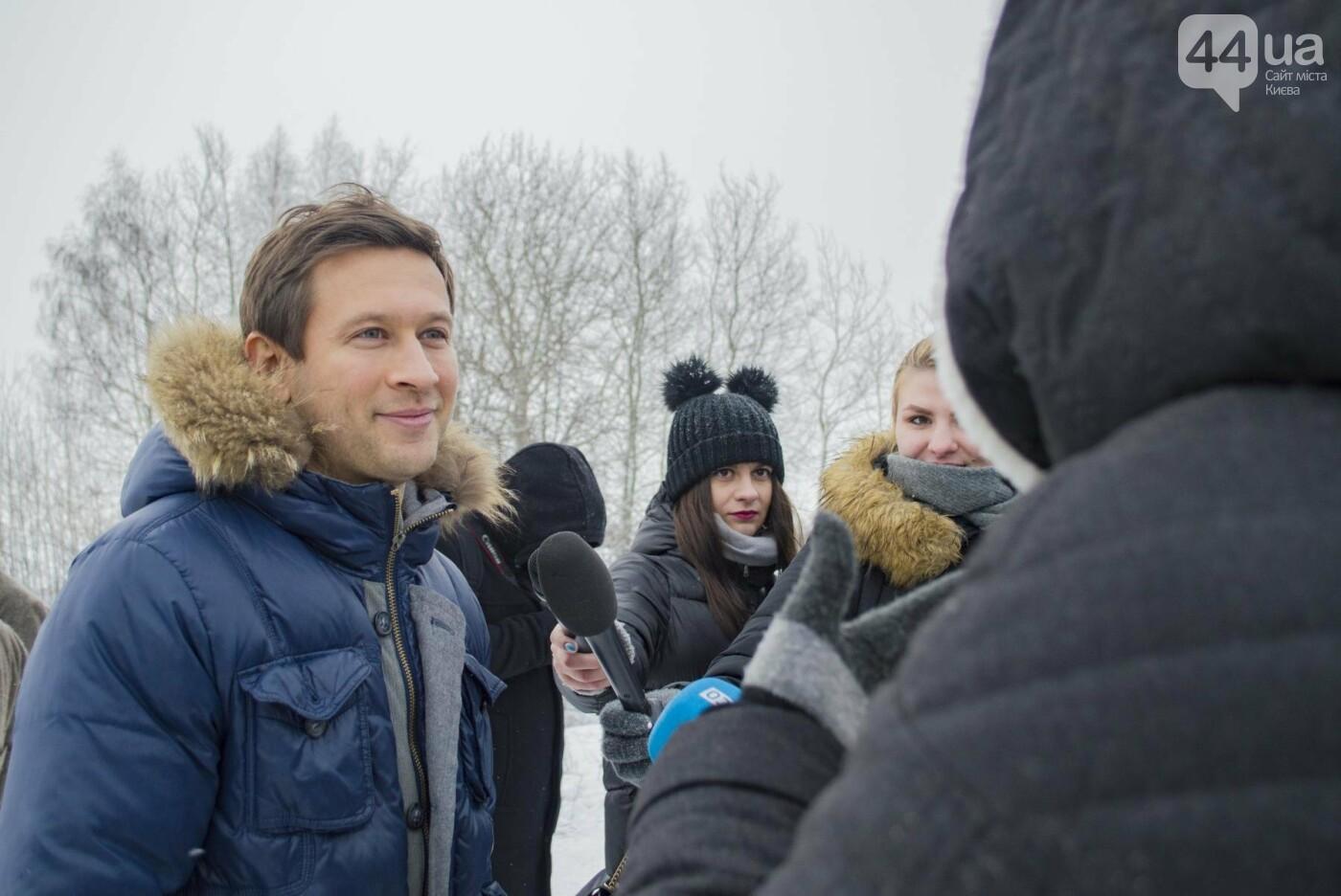 Под Киевом снимают новый украинский фильм, яркие закулисные фото, фото-5