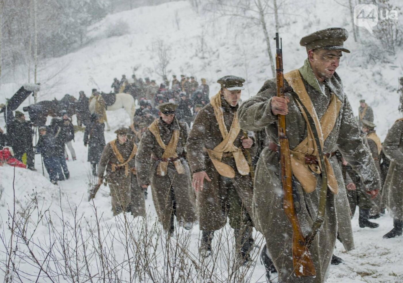 Под Киевом снимают новый украинский фильм, яркие закулисные фото, фото-2