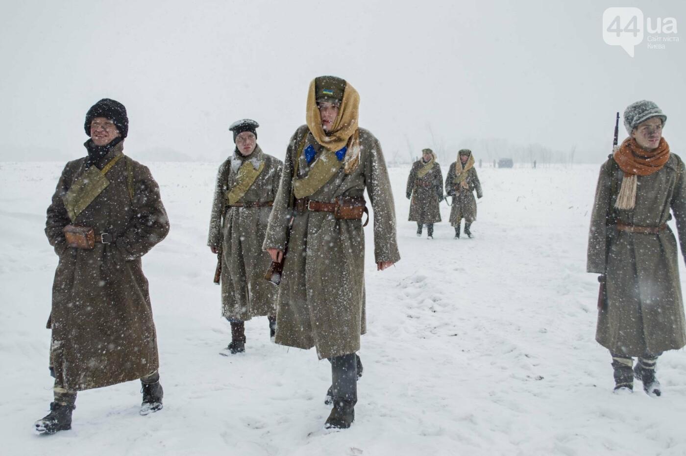 Под Киевом снимают новый украинский фильм, яркие закулисные фото, фото-7