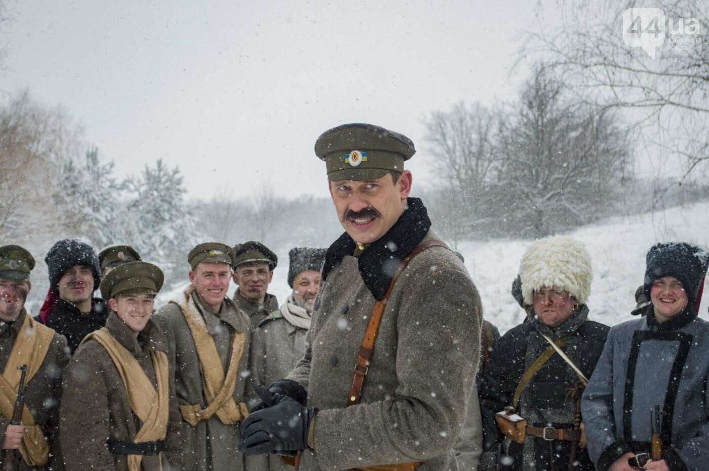 Под Киевом снимают новый украинский фильм, яркие закулисные фото, фото-6