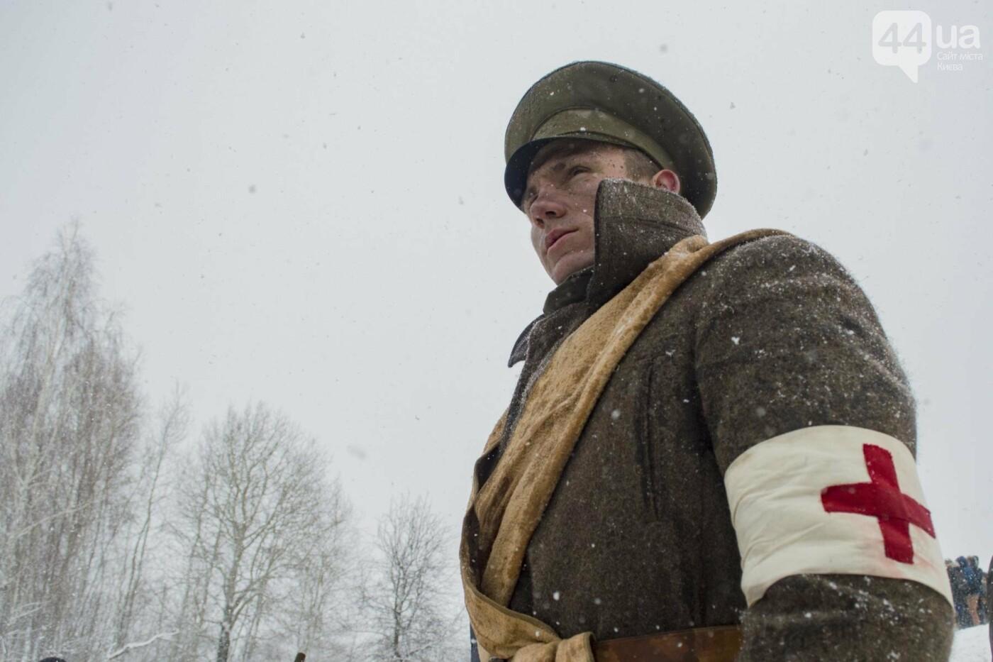 Под Киевом снимают новый украинский фильм, яркие закулисные фото, фото-19