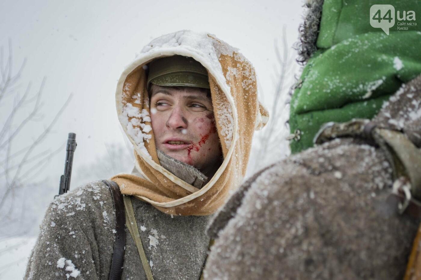 Под Киевом снимают новый украинский фильм, яркие закулисные фото, фото-10