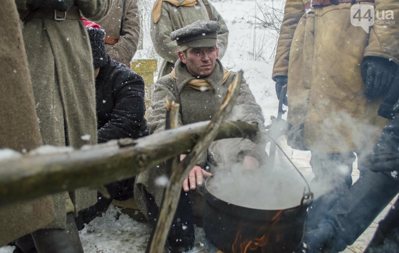 Под Киевом снимают новый украинский фильм, яркие закулисные фото, фото-11