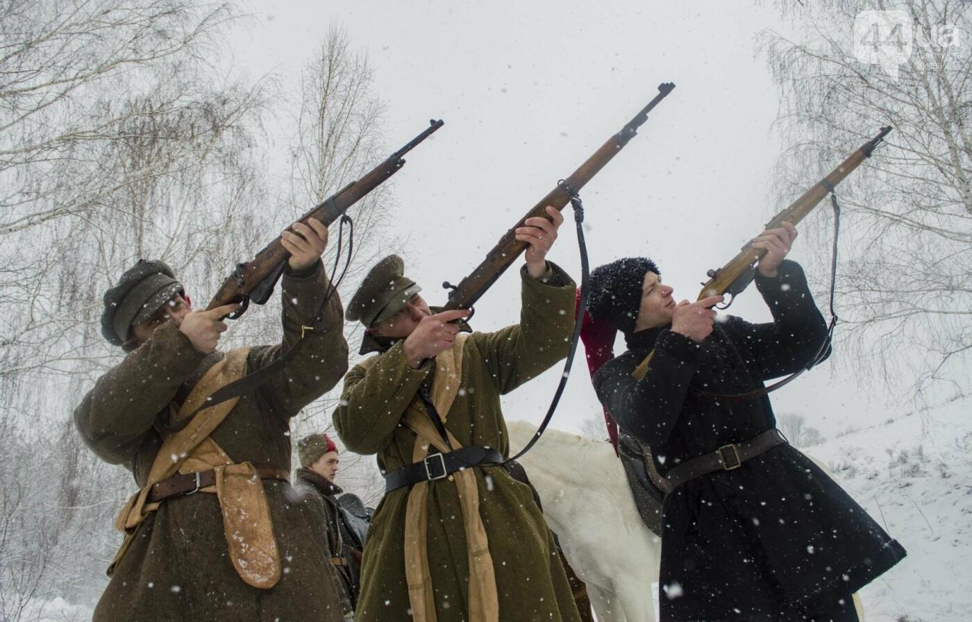 Под Киевом снимают новый украинский фильм, яркие закулисные фото, фото-13