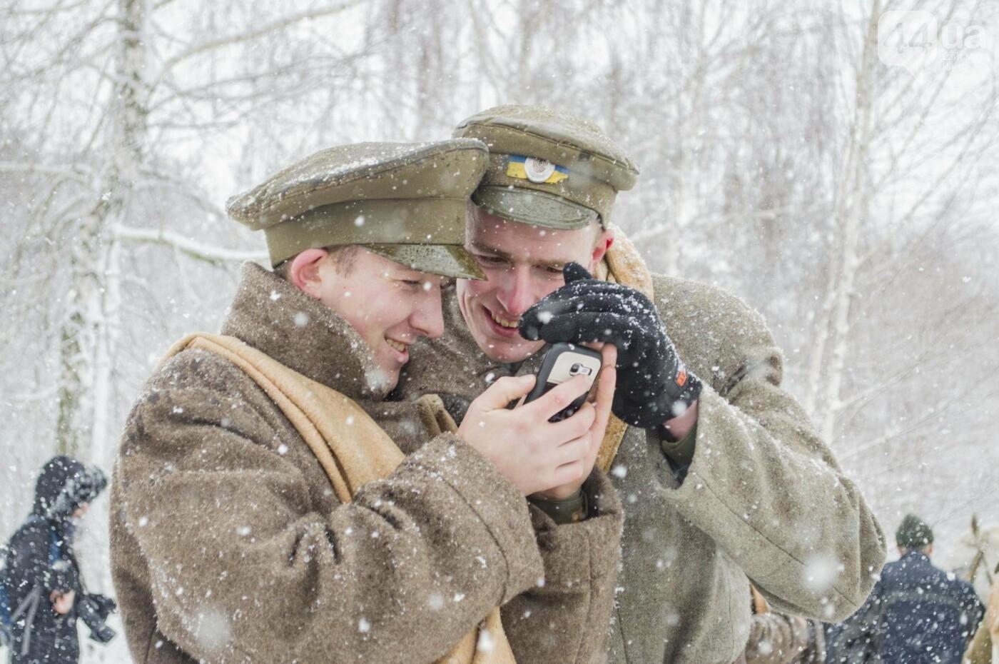 Под Киевом снимают новый украинский фильм, яркие закулисные фото, фото-14