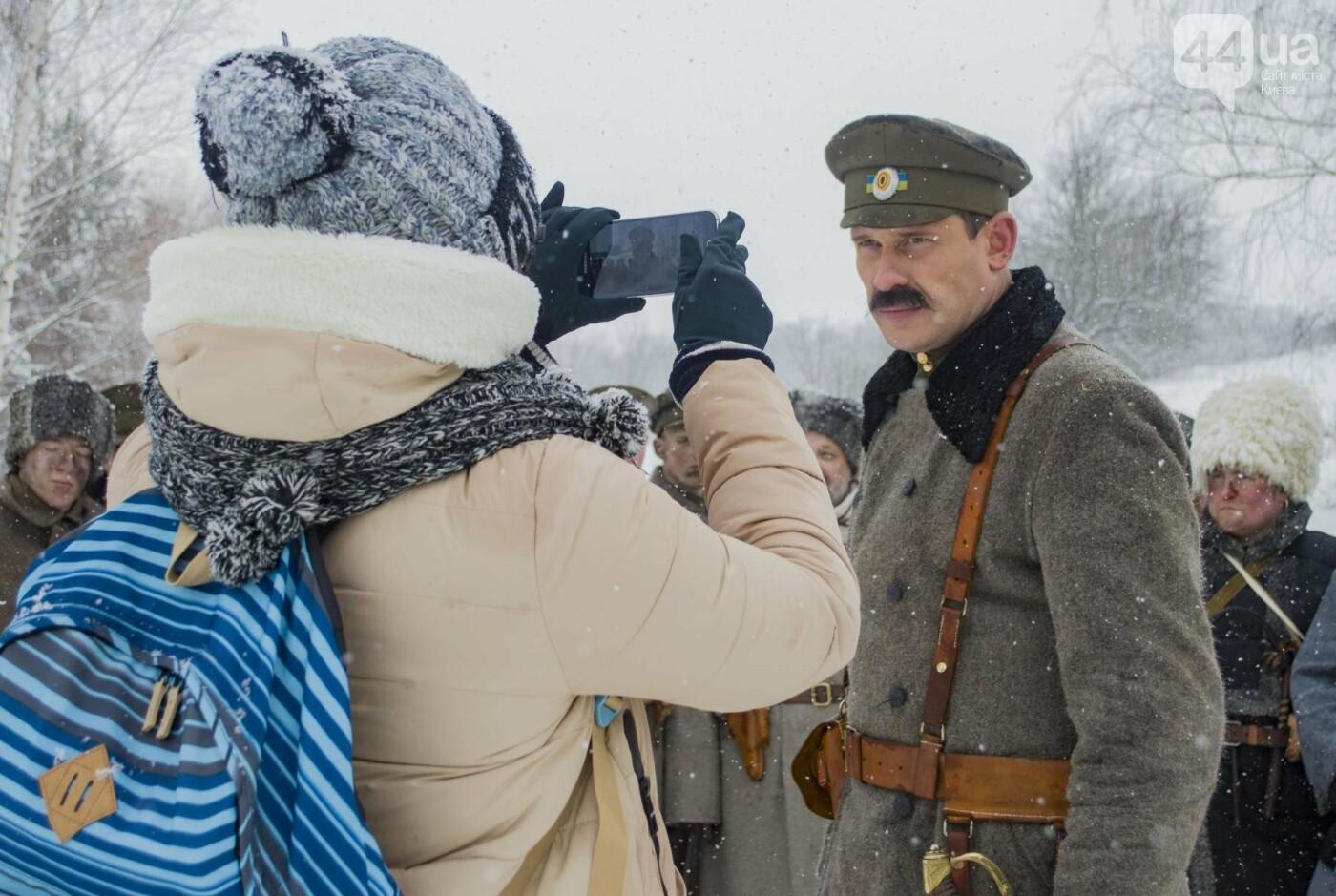 Под Киевом снимают новый украинский фильм, яркие закулисные фото, фото-12