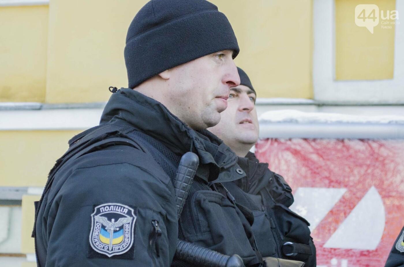 В Киеве прошла акция с требованием уволить ведущую и закрыть телеканал (ФОТО), фото-7
