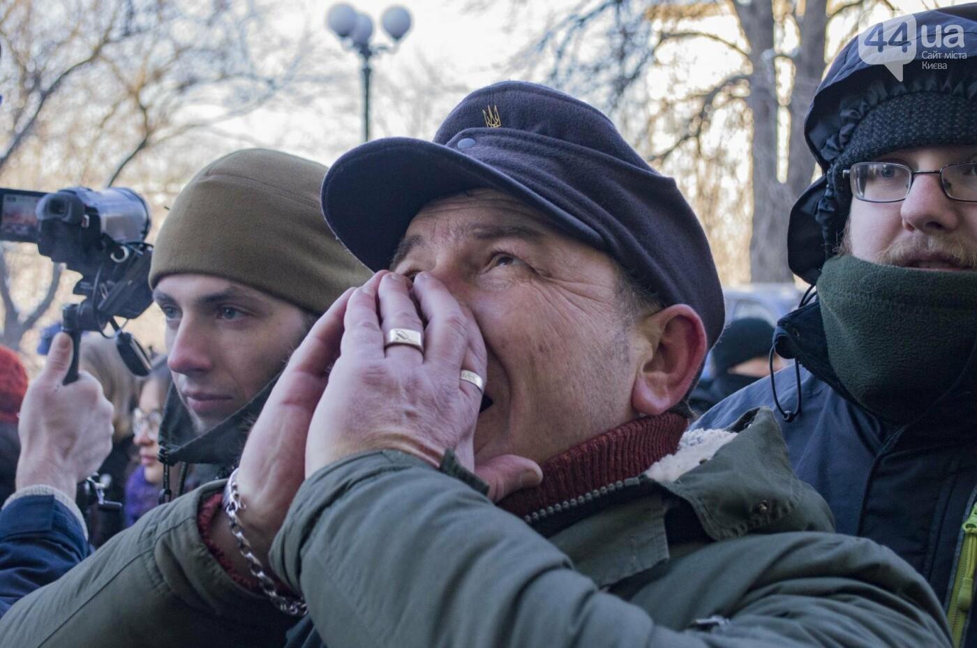 В Киеве прошла акция с требованием уволить ведущую и закрыть телеканал (ФОТО), фото-9