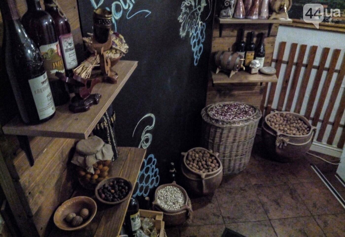 """Калорийный рейд: проверяем грузинский ресторан """"Чачапури"""" в центре Киева, фото-3"""