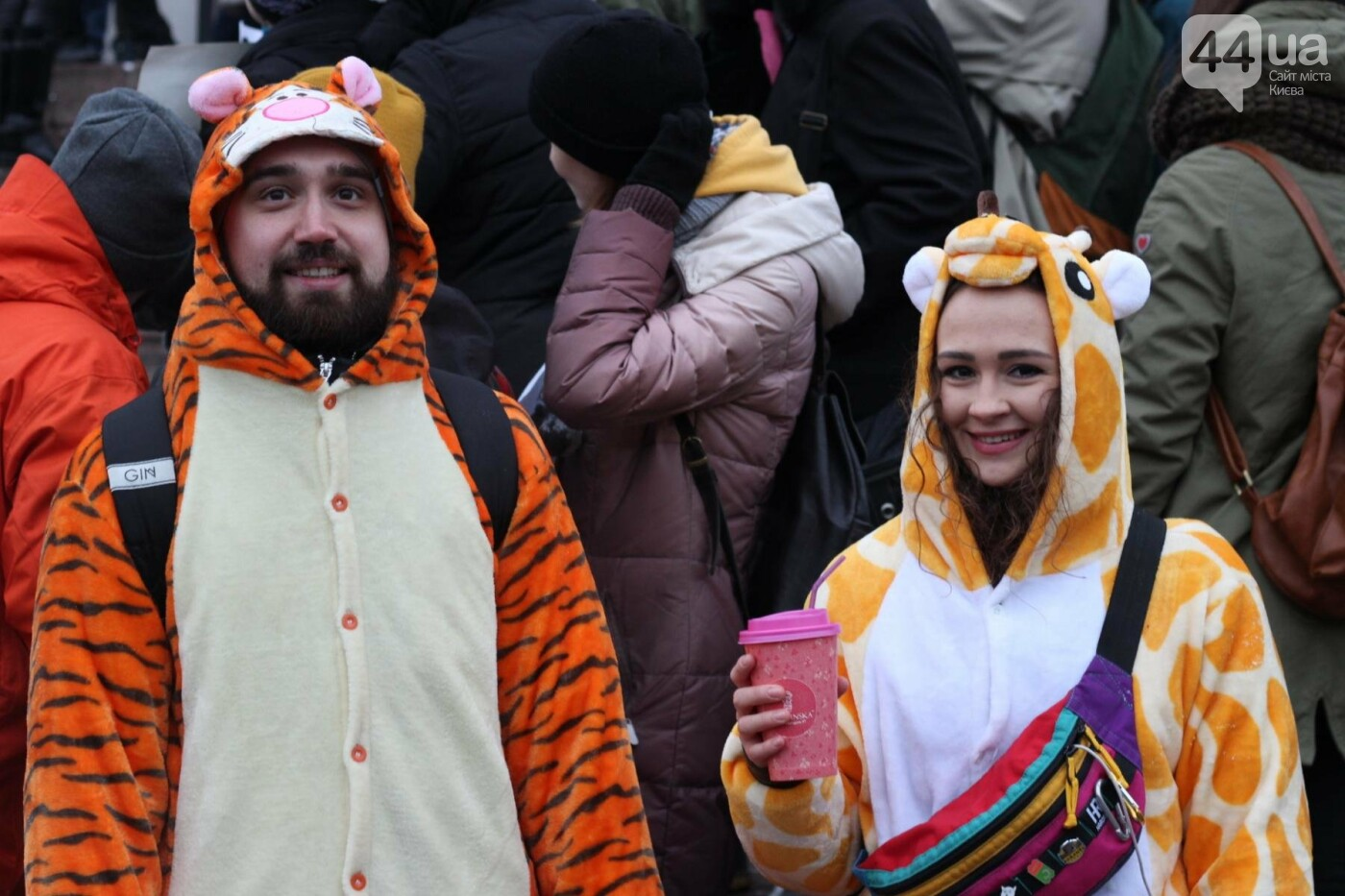 Цирк без животных: как в Киеве прошла акция протеста, фото-36