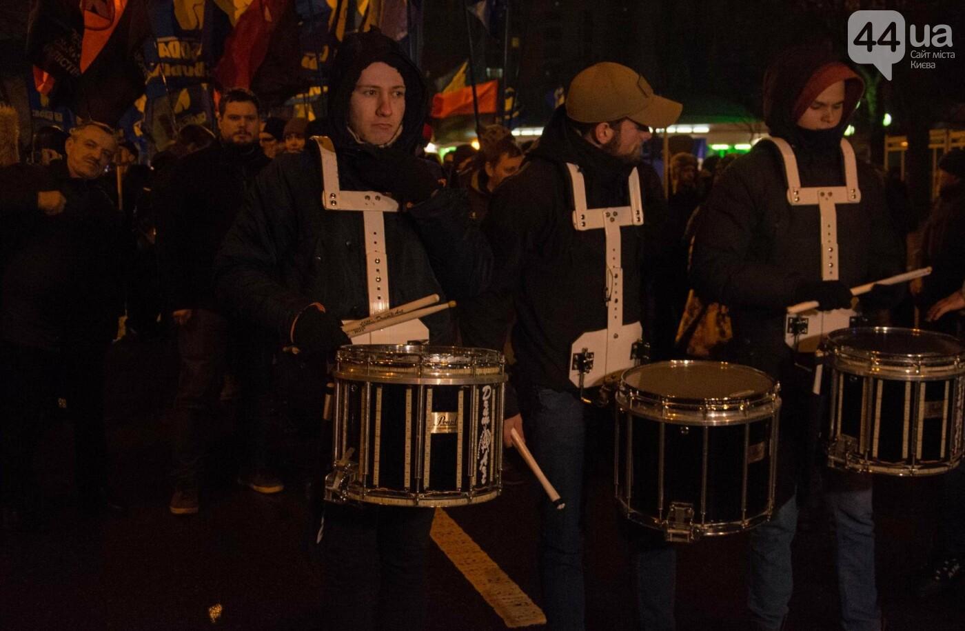 Герои Крут: в Киеве прошло факельное шествие (ФОТОРЕПОРТАЖ), фото-1