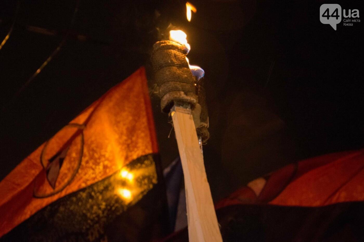 Герои Крут: в Киеве прошло факельное шествие (ФОТОРЕПОРТАЖ), фото-5