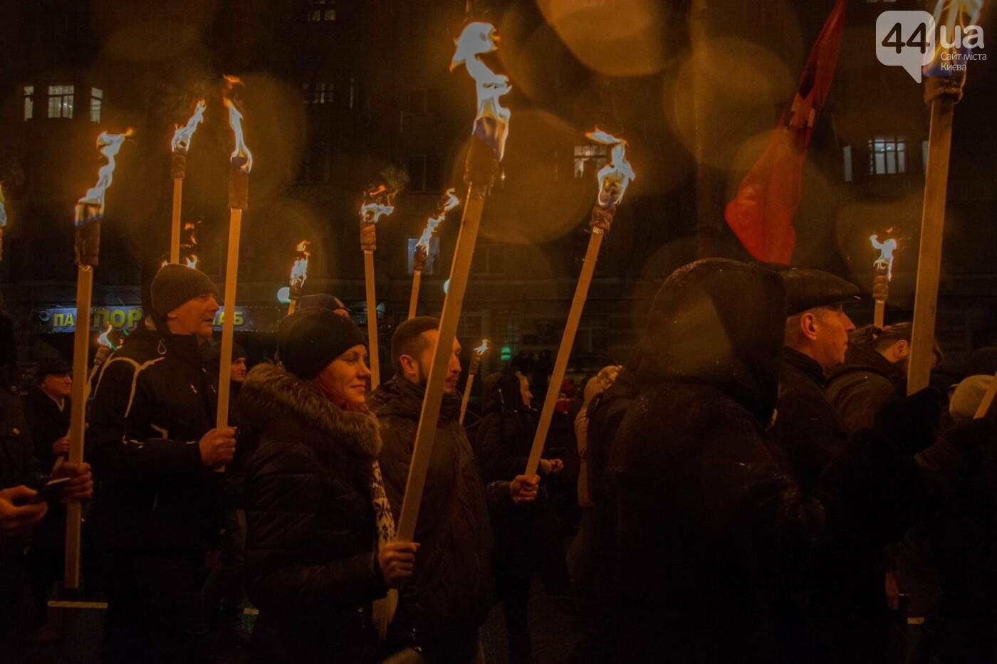 Герои Крут: в Киеве прошло факельное шествие (ФОТОРЕПОРТАЖ), фото-4
