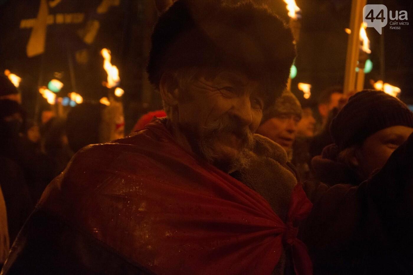 Герои Крут: в Киеве прошло факельное шествие (ФОТОРЕПОРТАЖ), фото-8